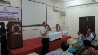 D Y Patil Education Society - Experiences with Ethics in Medical Practice by Dr.Rajendra Abbyankar