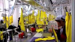 Ina System - t-shirt production