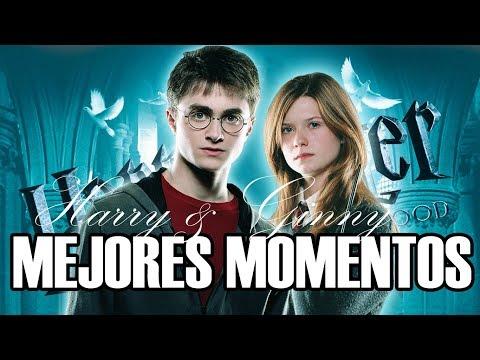 Harry/Ginny MEJORES MOMENTOS
