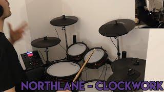 Northlane - Clockwork (Drum Cover)