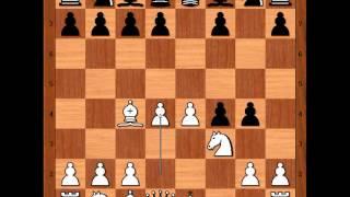 King's Gambit Accepted: Muzio Gambit: Morphy vs  Conway - New York 1859