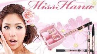 Miss Hana Review : Eyeliner & Eyebrow Pencil Thumbnail