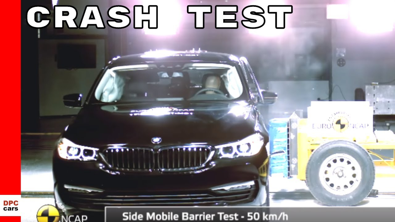 2018 Bmw 6 Series Gt Crash Test Rating Youtube
