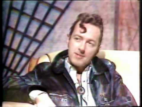How Joe Strummer got through this interview is anyone's guess