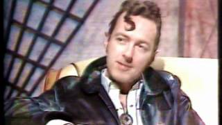 JOE STRUMMER  rare interview 1988 (UK