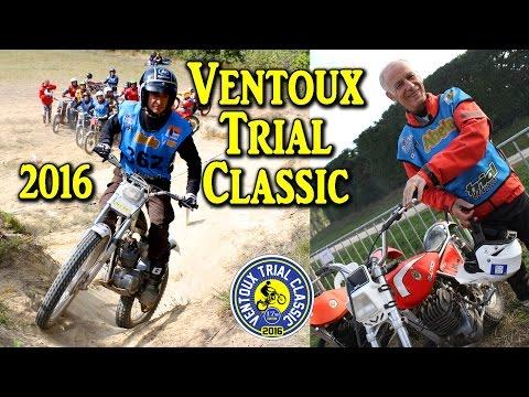 Ventoux Trial Classic 2016 - Spécial Charles Coutard / Bultaco