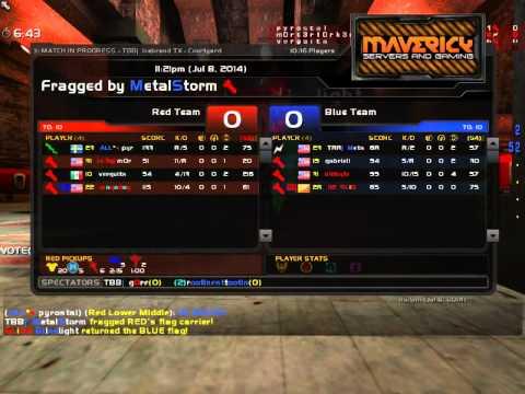 Quake Live: Test