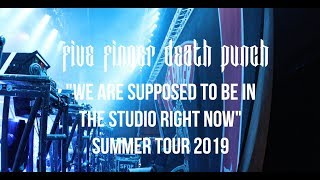 5FDP - Ozarks  - We Are Supposed To Be in the Studio Tour 2019