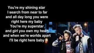 Bars and Melody -  Shining Star (Full lyric video)