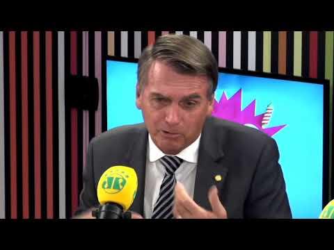 """Jair Bolsonaro defende nova Constituinte """"à parte""""    Pânico"""