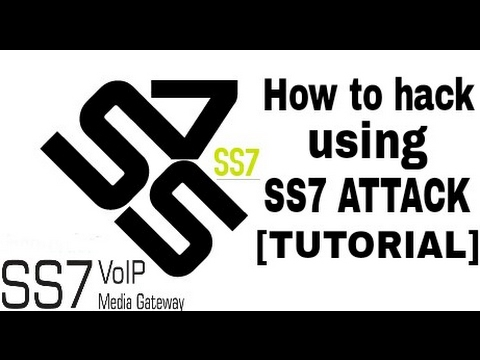 HOW TO HACK USING SS7 ATTACK [TUTORIAL] |By Android Device | SS7 SECURITY