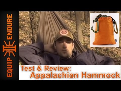 original appalachian hammock test and review by equip 2 endure access  youtube  rh   accessyoutube org uk