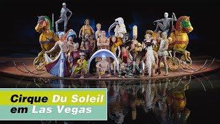 Video Cirque Du Soleil em Las Vegas download MP3, 3GP, MP4, WEBM, AVI, FLV Juni 2018