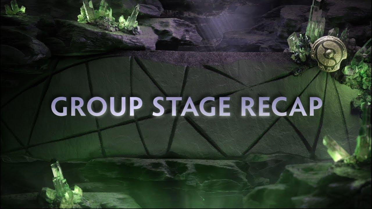 Ti 8 Group Stage