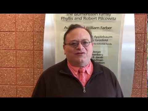 Saul Rube, Dean of Judaic Studies, Hillel Day School, Michigan