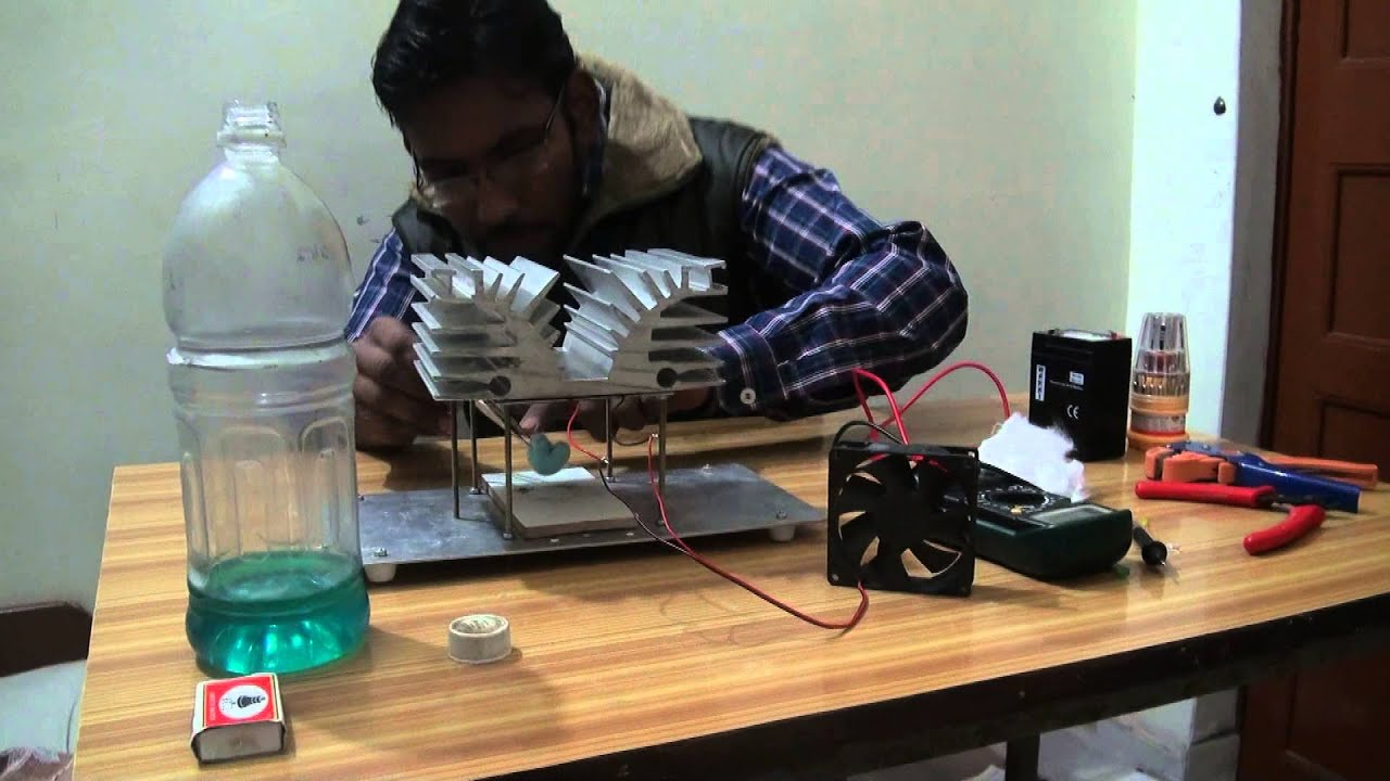 Seebeck Tutorials Thermoelectric Generator Youtube