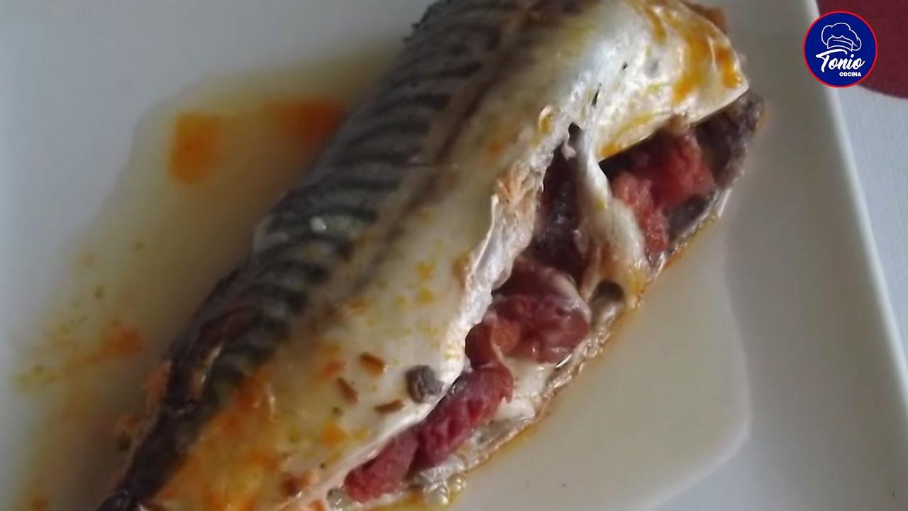 Pescado asado al microondas en s lo 3 minutos tonio - Cocina al microondas ...
