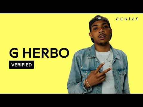 """G Herbo """"Red Snow"""" Official Lyrics & Meaning 