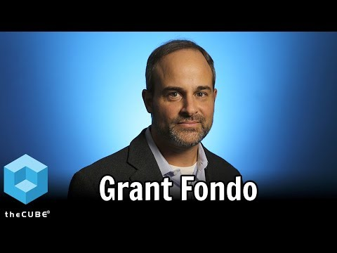 Grant Fondo, Goodwin | Initial Coin Offering 101 | CUBE Conversation Aug 2017