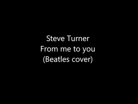 Steve Turner  -  From me to you (Beatles cover)