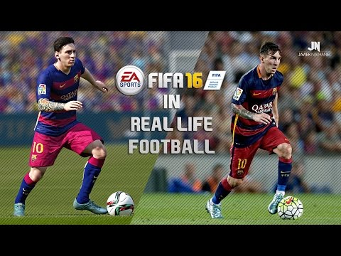 FIFA 16 Skills & Tricks  in Real Football HD