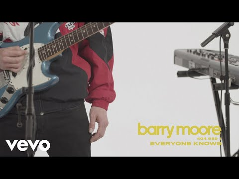 Смотреть клип Barry Moore - Everyone Knows
