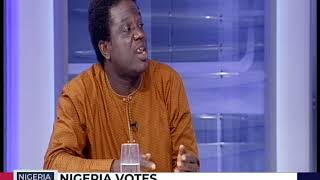 Nigeria Votes   24th February 2019
