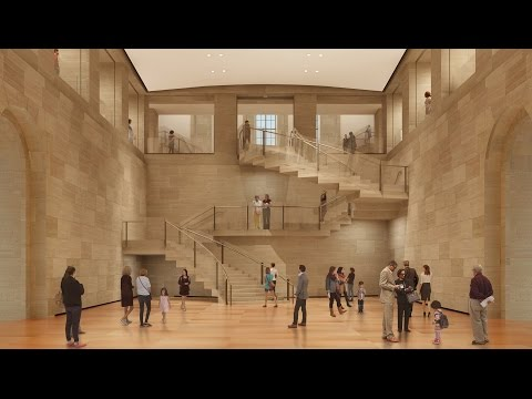 Frank Gehry's Philadelphia Museum of Art renovation breaks ground