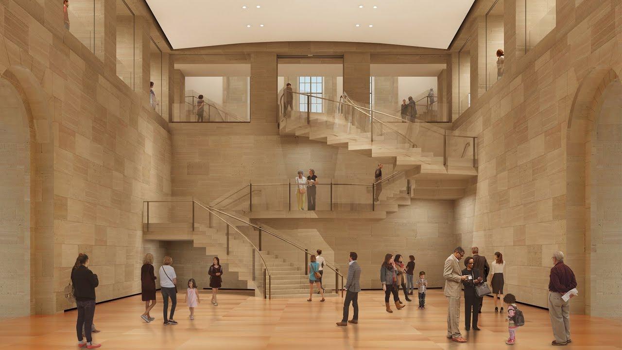 Frank Gehrys Philadelphia Museum of Art renovation breaks