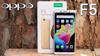 OPPO F5 Review F5 unboxing - Urdu / Hindi