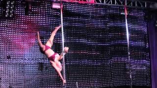 Mary Kolacinski 2012 California Pole Dance Championship