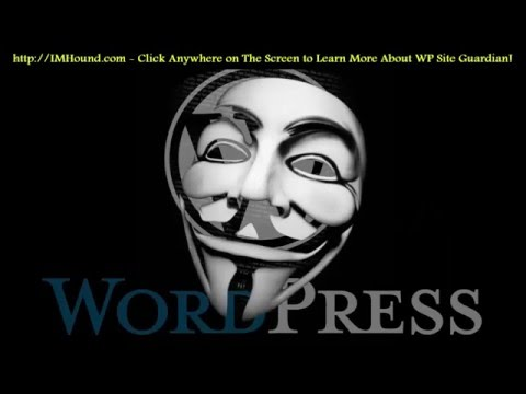 WP Site Guardian Review ~ Watch Me Hack My WP Site in 3 Seconds!