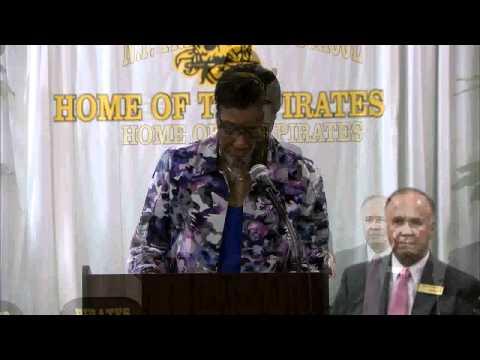 2011 Milken Educator Award Denise Pritchard, Meraux, LA