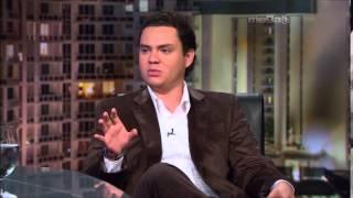 Manuel José - Entrevista con Jaime Bayly canal MegaTV Marzo 17 de 2015