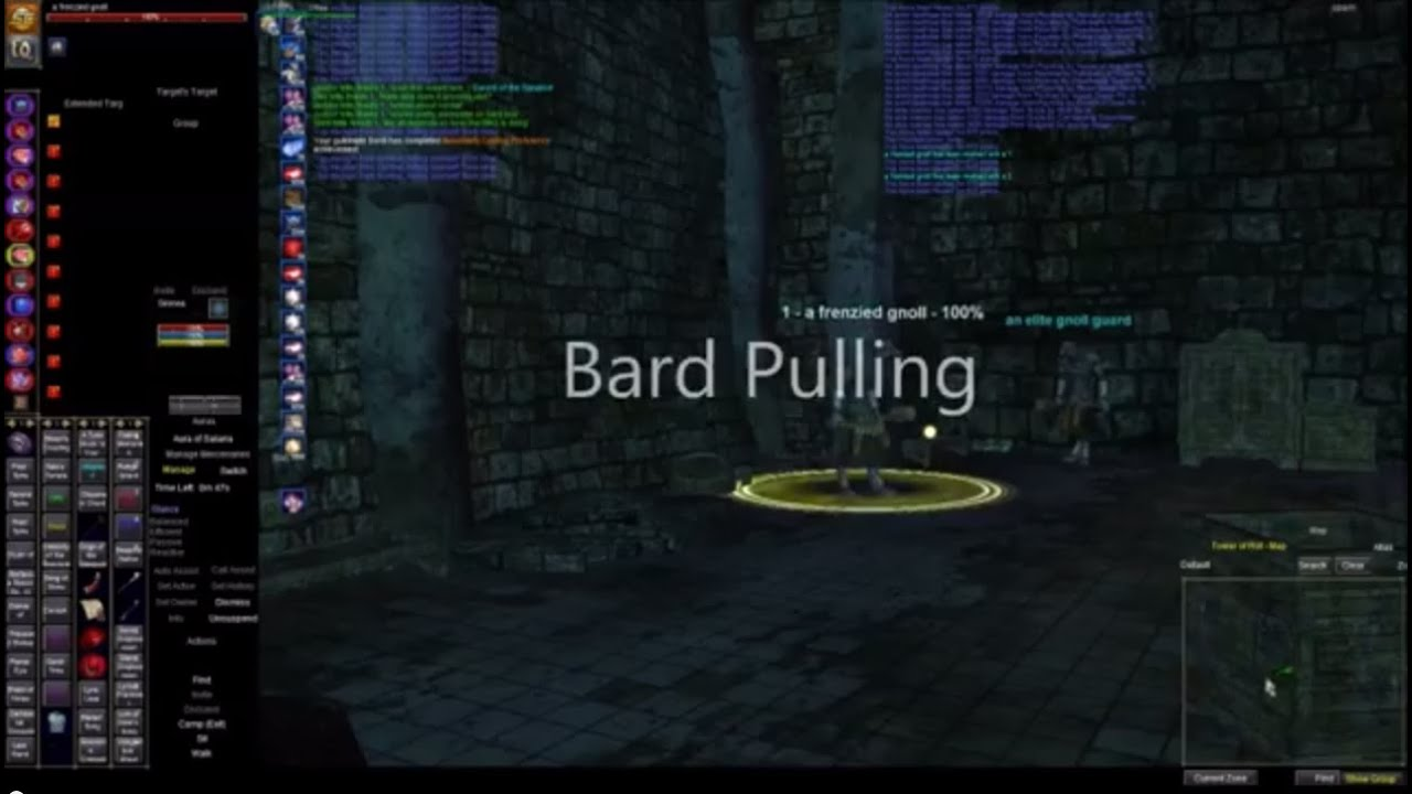 Pulling tools for bard? | EverQuest Forums