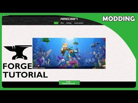 Minecraft Forge Tutorial (Minecraft Modding)
