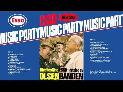 ESSO Music Party 26 - Med Festlige ESSO-Innslag av Olsenbanden