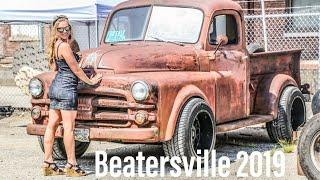 Beatersville - Ratrod Car Show - 2019