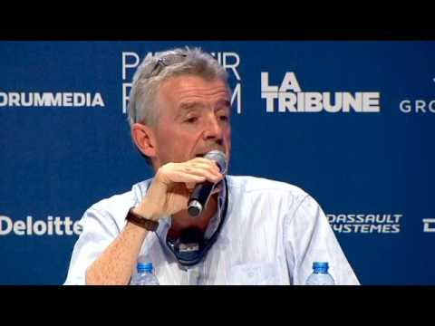 Michael O'Leary Why Ryanair will not base aircraft in France