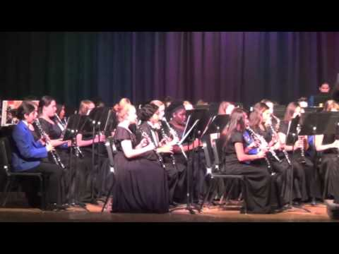 Nassau All County Middle School Band 2016