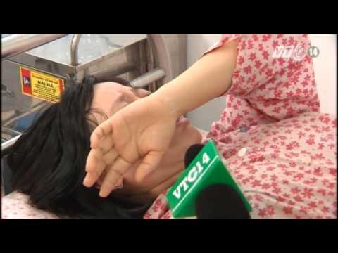 VTC14_Hà Nội - Điều dưỡng trượt chân làm rơi 5 trẻ sơ sinh