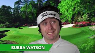 Conor Moore's Spot on Impressions at the 2019 Masters | Golf Channel