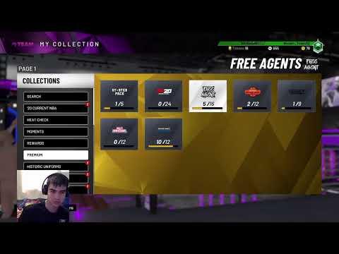 NBA 2k20 MYTEAM PACK OPENING!!