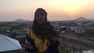 Integration TV in Somalia: Hodan shares words from Laascaanood!