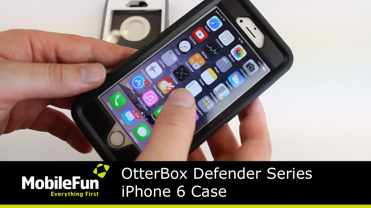 Review: Otterbox Defender for Iphone 6