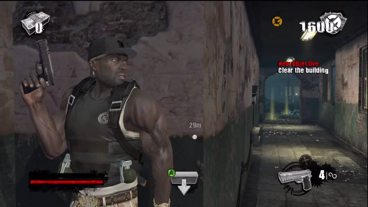 50 Cent Xbox 360 Great Game Youtube