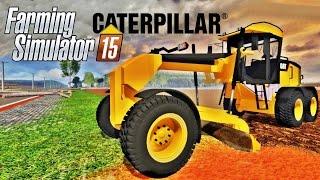 Patrola da Prefeitura (Motoniveladora) - Farming Simulator 2015