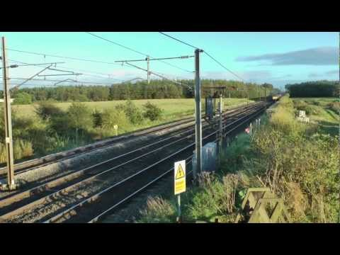 DRS 47805 + 47802 Cruise Saver Express to Glasgow Central (Super Fast!)