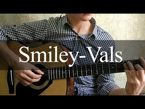 Smiley - Vals (cover Chitara + Acorduri by Laki)