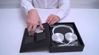 Sony MDR- XB450 AP On-Ear Closed Headphones Unboxing -Hal Thompson